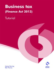 Business Tax (Finance Act 2013) Tutorial
