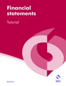 Financial Statements Tutorial