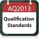 AAT AQ2013 Qualifcation Standards