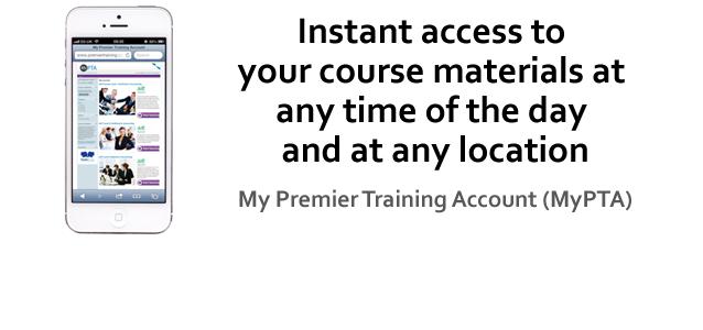 MyPTA - Study anytime at any location
