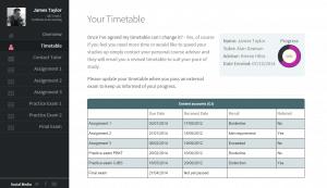 MyPP_timetable