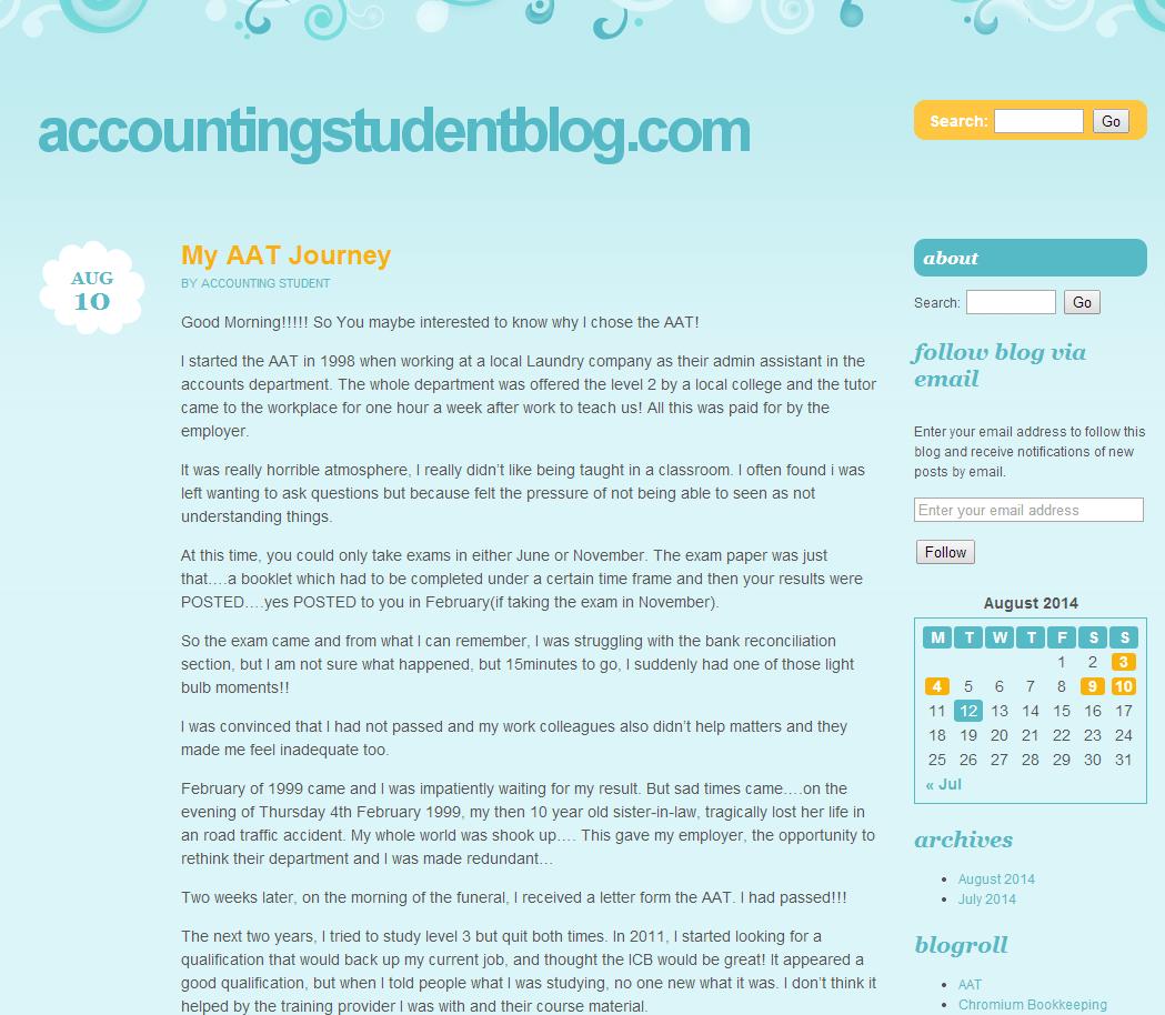 accountingstudentblog.com