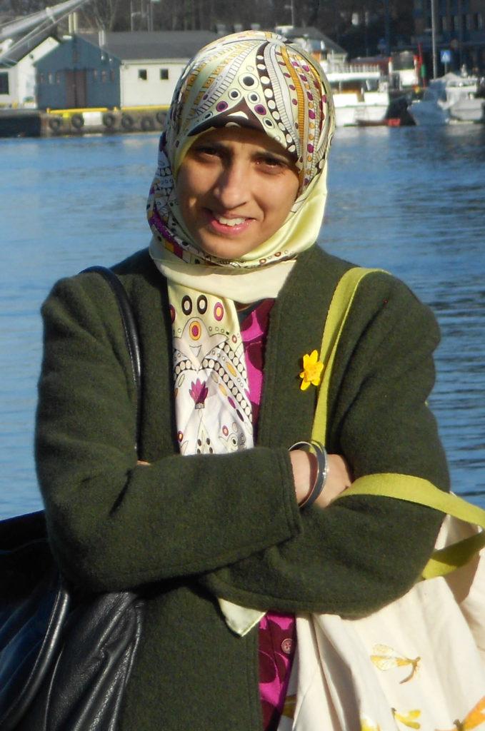 Najma Rahman - AAT Level 3