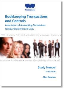 Bookkeeping Transactions and Controls Study Manual