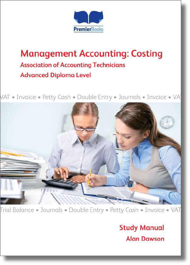 advance cost and management accounting The institute of certified public accountants ofpakistan (icpap) stage professional course code p-503 exa.