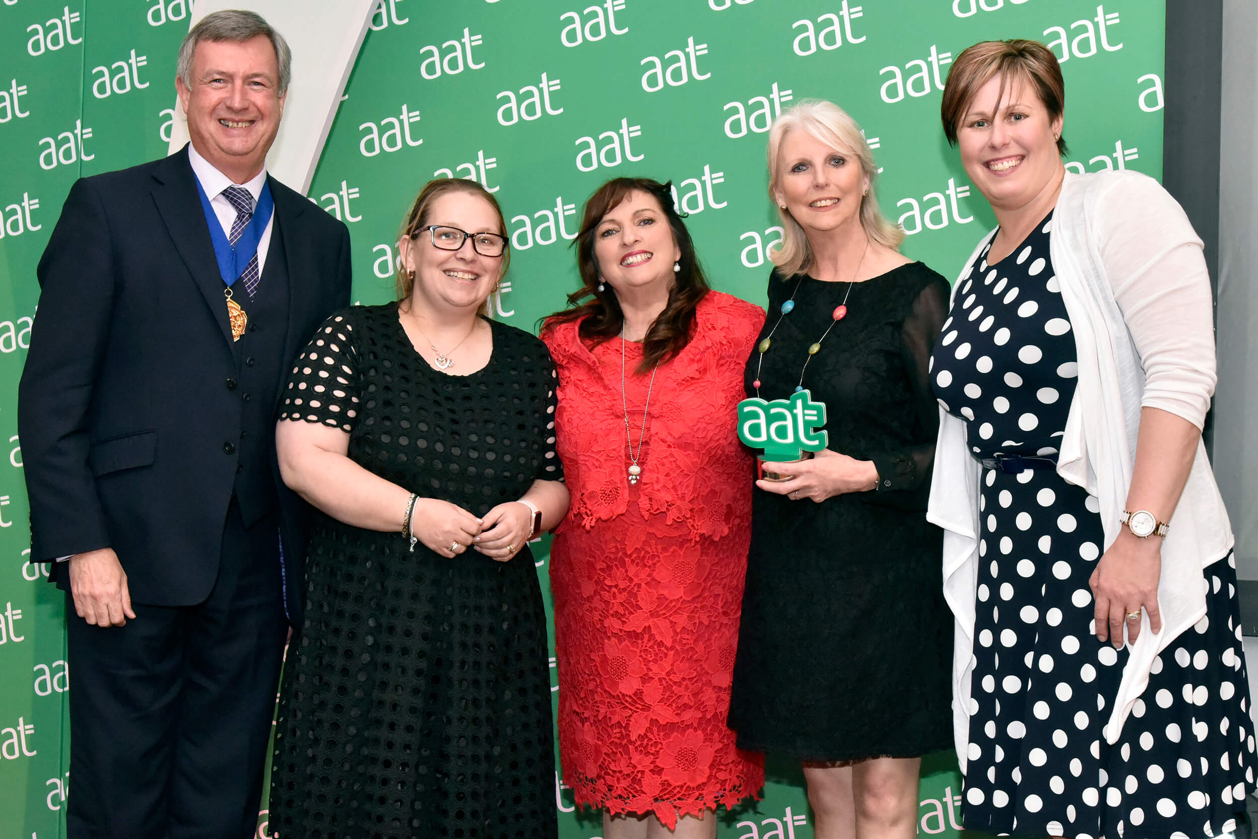 Premier Training - AAT Provider of the Year