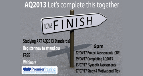 AQ2013 Webinars