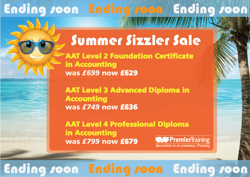 aat summer sale ending soon
