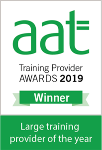 AAT Large Training Provider of the Year