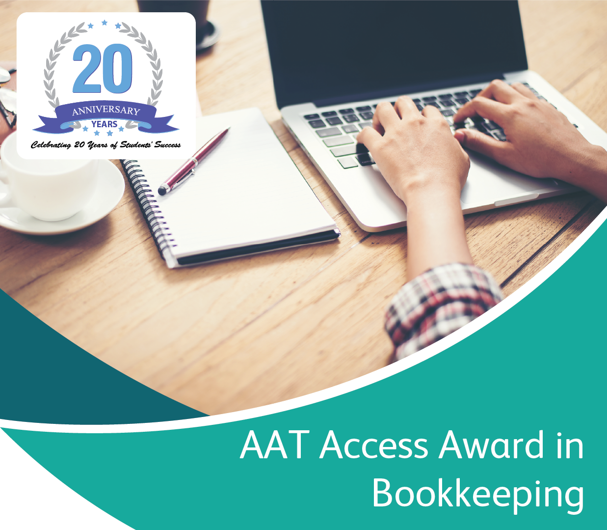 AAT Access Award in Bookkeeping course