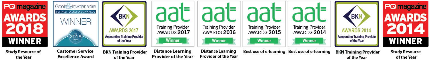 Aat advanced diploma in accounting level 3 premier training premier training awards fandeluxe Gallery