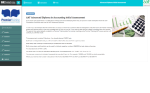 aat bookkeeping initial assessment