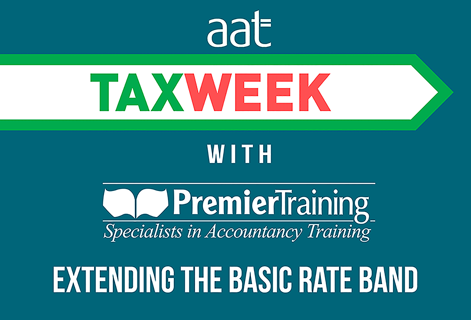 AAT Tax Week - Premier Training