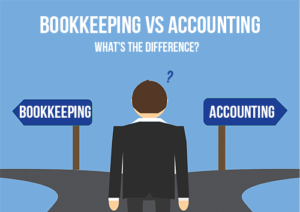 bookkeeping or accounting