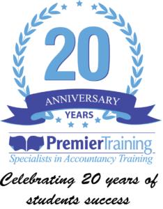 20 year logo
