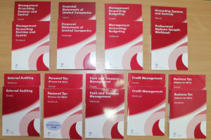 AAT Professional Diploma in Accounting - Study Materials