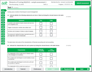 Changes to the AAT Foundation Assessments