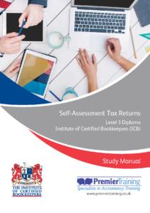 ICB Self-Assessment Tax Returns Study Manual