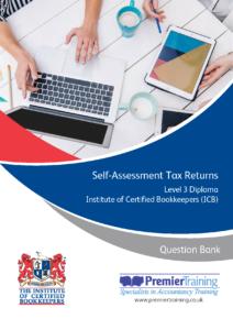 ICB Self-Assessment Tax Returns - Question Bank