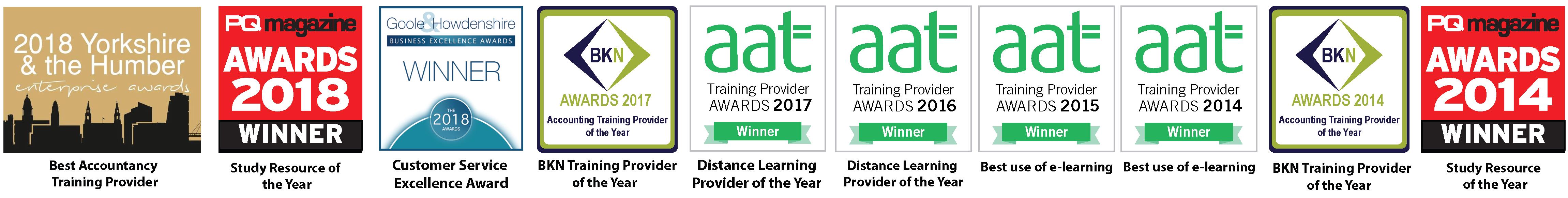 Premier Training Awards