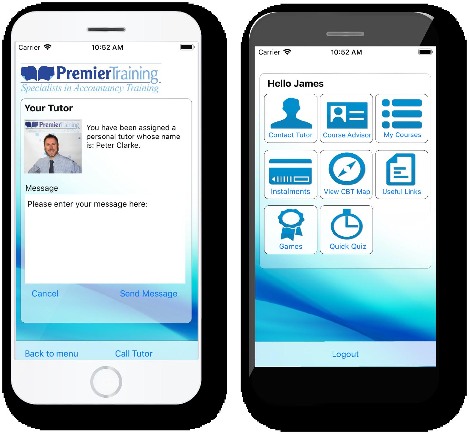 MyPTA Mobile App