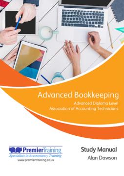 AAT Advanced Bookkeeping Single Unit