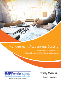 Management Accounting: Costing (MMAC) Single Unit