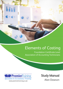 Elements of Costing - aat single Unit
