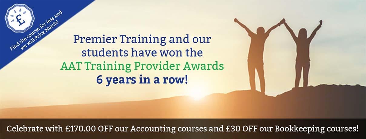 AAT Courses sale