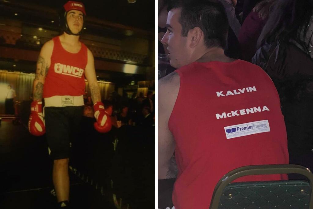 Premier Training's Kalvin McKenna