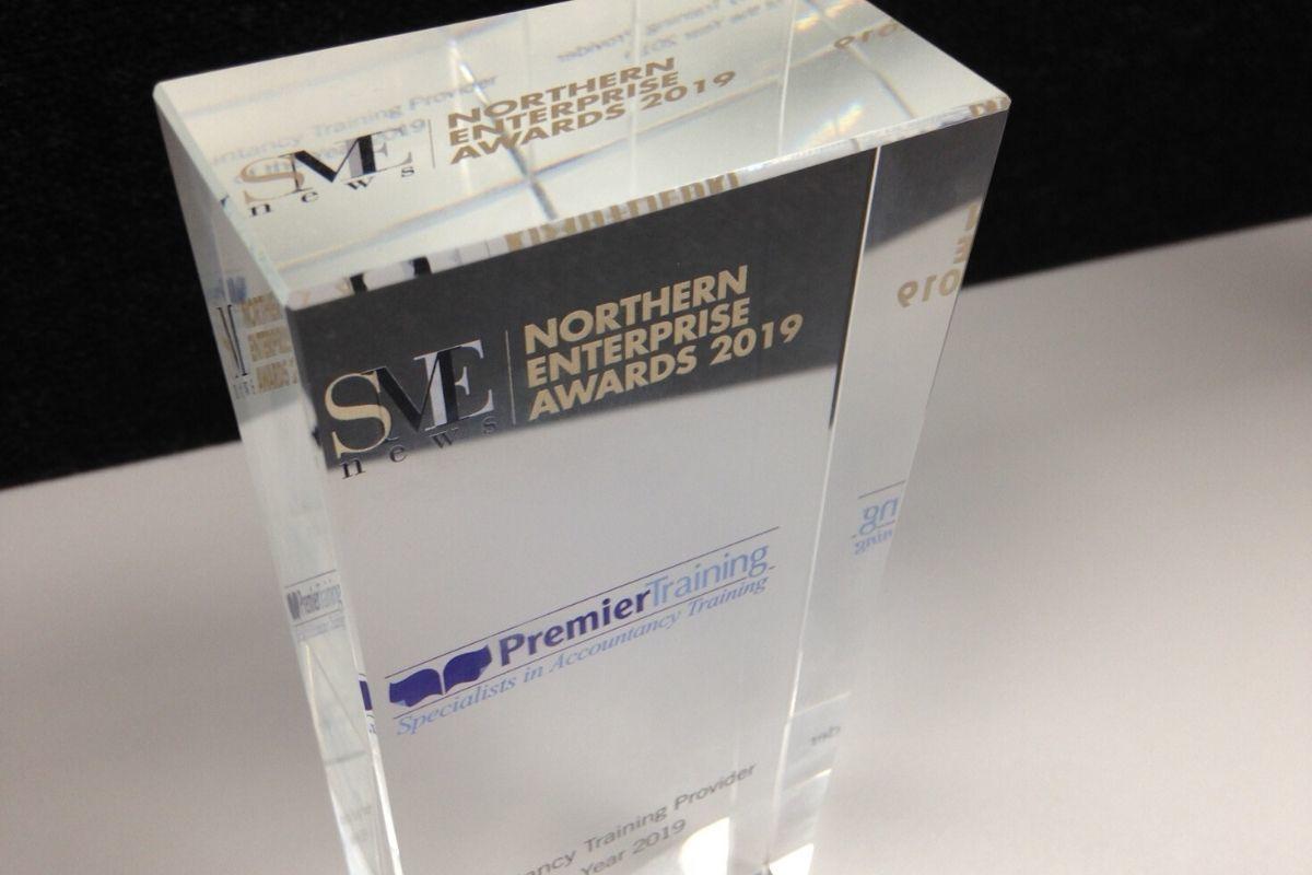 SME News Award for Premier Training AAT
