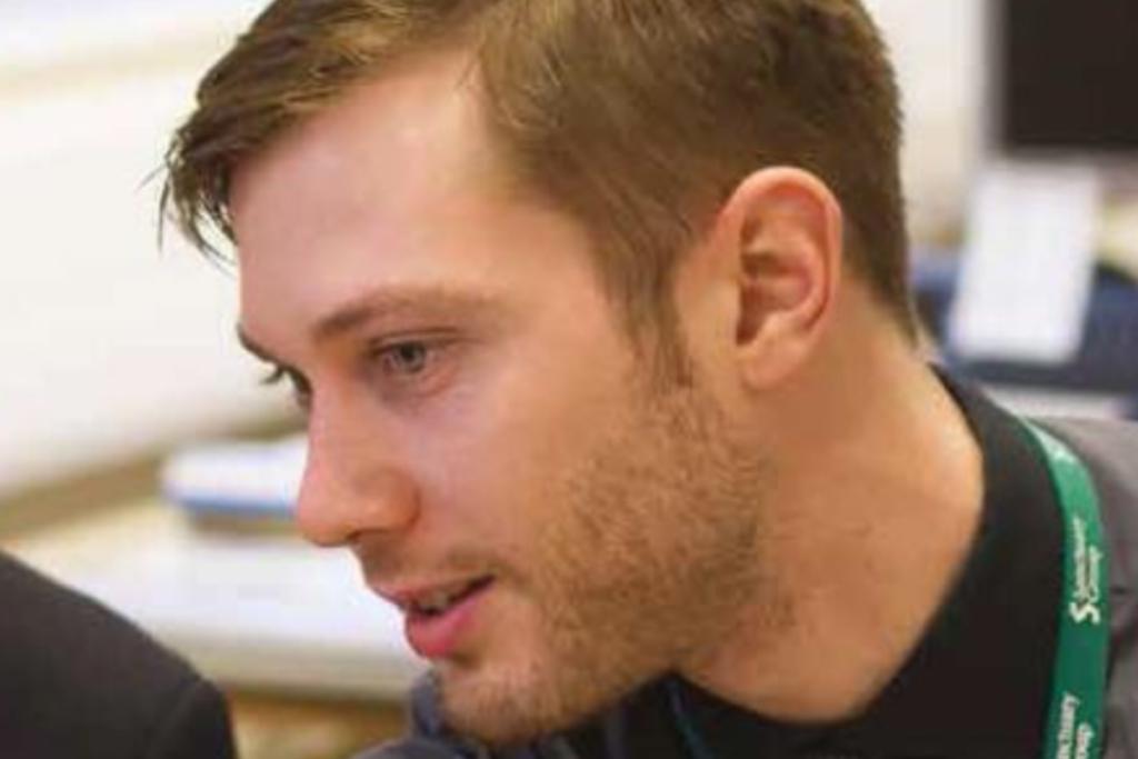 Premier Training AAT student Adam Webb