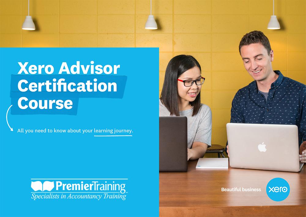 Xero Advisor Course