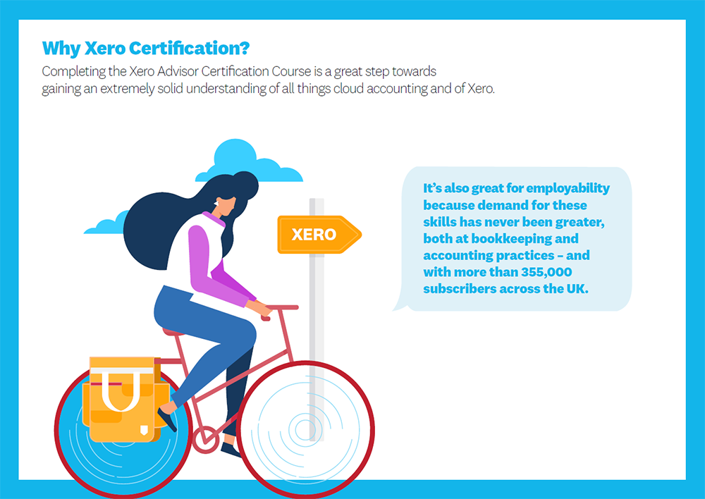 Why Xero Certification