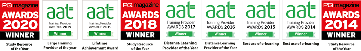 Premier Traning aat courser awards