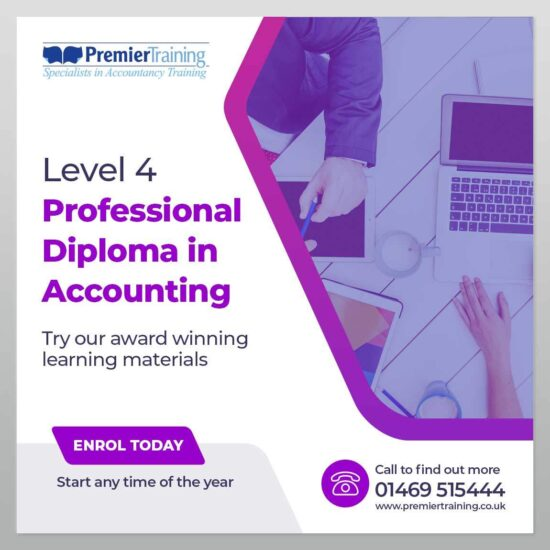 AAT Level 4 Professional Diploma in Accounting
