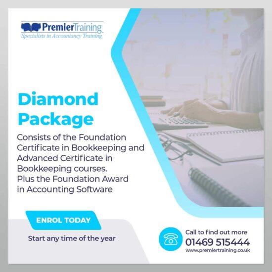 Bookkeeping Diamond Package