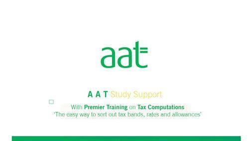 Personal Tax computations