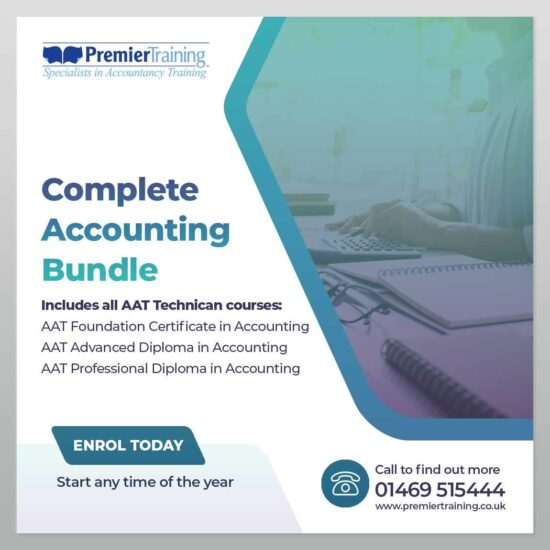 Complete AAT Accounting Bundle