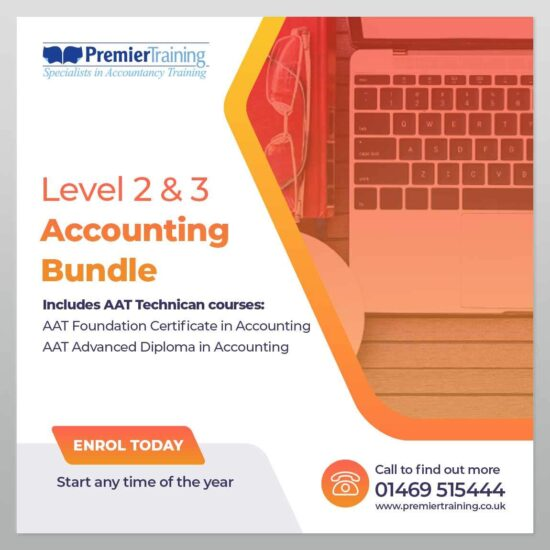 Level 2 & 3 AAT Accounting Bundle