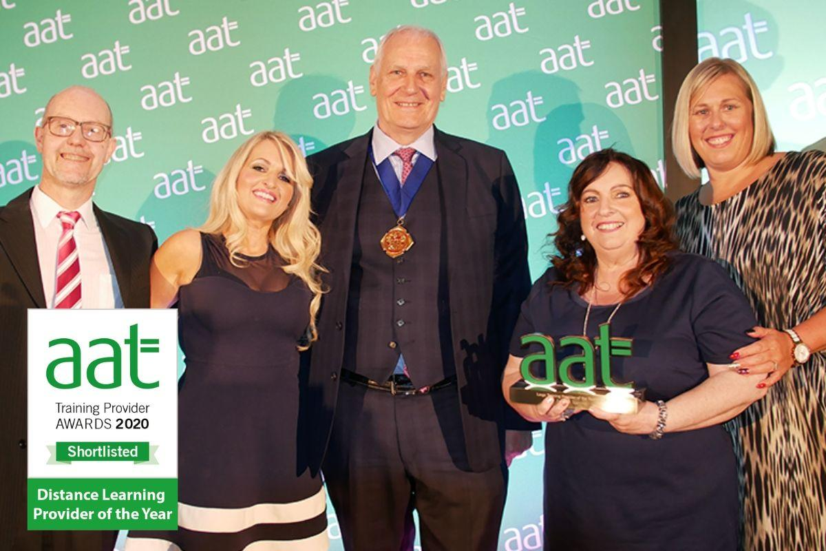 AAT Award shortlist 2020